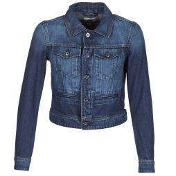 Giacca in jeans donna G-Star Raw  D-STAQ S DC DNM JKT WMN  Blu G-Star Raw 8719368761721