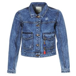 Giacca in jeans donna Kaporal  BUCHE  Blu Kaporal 3606744958200