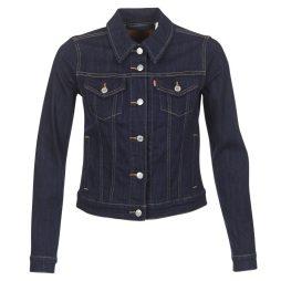 Giacca in jeans donna Levis  ORIGINAL TRUCKER  Blu Levis 5400537389657