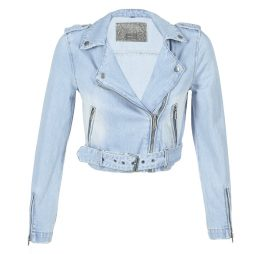 Giacca in jeans donna Only  MOLLY  Blu Only 5713726057313