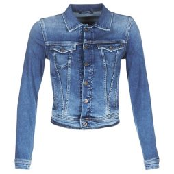 Giacca in jeans donna Pepe jeans  CORE JKT  Blu Pepe jeans 8434538213649