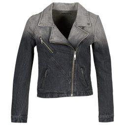 Giacca in jeans donna Volcom  DENIMES  Nero Volcom 887215628935