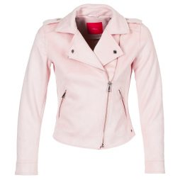 Giacca in pelle donna S.Oliver  BUIKO  Rosa S.Oliver 4059998124133