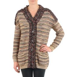 Gilet / Cardigan donna Antik Batik  WAYNE  Beige Antik Batik 3661320465138