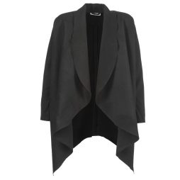 Gilet / Cardigan donna Noisy May  HERO  Nero Noisy May 5713230374494