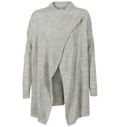 Gilet / Cardigan donna Noisy May  SHAKE  Grigio Noisy May 5713230350108