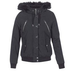 Giubbotto donna Volcom  SET LIST PARKA  Nero Volcom 0889623803324