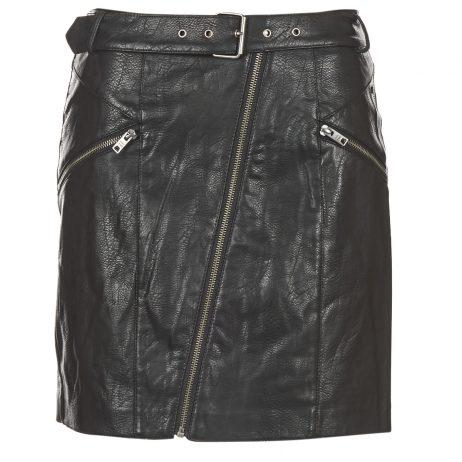Gonna donna Pepe jeans  JINAI  Nero Pepe jeans 8434538141119