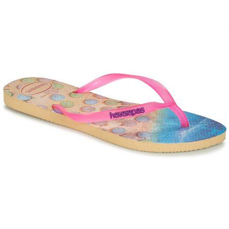 Infradito donna Havaianas  SLIM PAISAGE  Multicolore Havaianas 7891224815470
