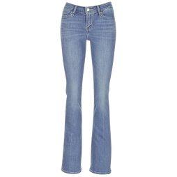 Jeans Bootcut donna Levis  715 BOOTCUT  Blu Levis 5400537412690