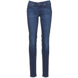 Jeans Slim donna 7 for all Mankind  ROXANNE SLIM ILLUSION  Blu 7 for all Mankind 5415254387565