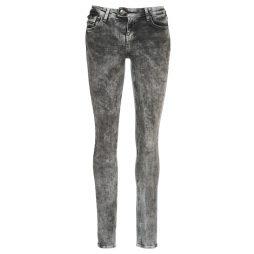 Jeans Slim donna DDP  DEBORA  Grigio DDP 3606012563518