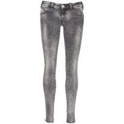 Jeans Slim donna Fornarina  PEGGY  Grigio Fornarina 8055527225834