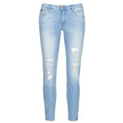 Jeans Slim donna Le Temps des Cerises  316  Blu Le Temps des Cerises 3607813471613