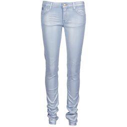 Jeans Slim donna Le Temps des Cerises  MIRAR  Blu Le Temps des Cerises 3607812544639