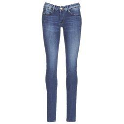 Jeans Slim donna Le Temps des Cerises  POWER 3  Blu Le Temps des Cerises 3607813449735