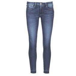 Jeans Slim donna Le Temps des Cerises  POWER 3  Blu Le Temps des Cerises 3607813450328