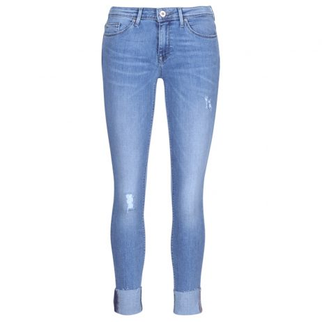 Jeans Slim donna Only  CARMEN  Blu Only 5713732032236