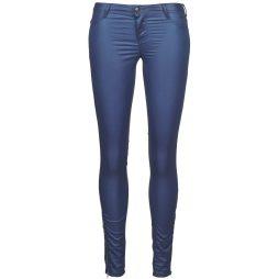 Jeans Slim donna Teddy Smith  JEG ZIP POWER S  Blu Teddy Smith 3607182070769