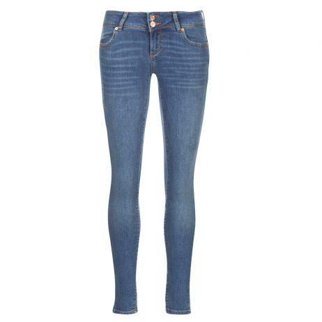 Jeans Slim donna Vero Moda  VMFIVE  Blu Vero Moda 5713615142175