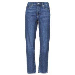 Jeans boyfriend donna G-Star Raw  3301 HIGH STRAIGHT 90'S ANKLE  Blu G-Star Raw 8719369414053