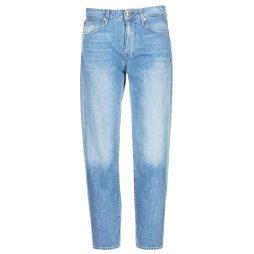Jeans boyfriend donna G-Star Raw  3301 MID BOYFRIEND  Blu G-Star Raw 8719369158384