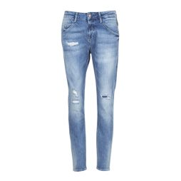 Jeans boyfriend donna Meltin'pot  LEIA  Blu Meltin'pot 8033727887465