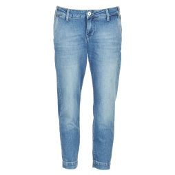 Jeans boyfriend donna Meltin'pot  MARINE  Blu Meltin'pot 8033727885225