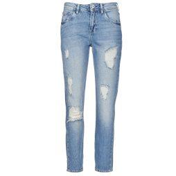 Jeans boyfriend donna Pepe jeans  VIOLET  Blu Pepe jeans 8434341837063