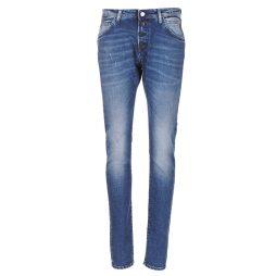 Jeans boyfriend donna Replay  PILAR  Blu Replay 8054959833006