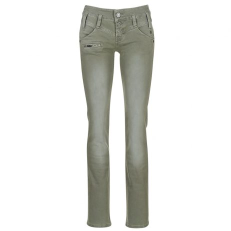 Jeans donna Freeman T.Porter  AMELIE MAGIC COLOR  Verde Freeman T.Porter 3607570713766