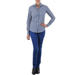 Jeans donna Gant  N.Y. KATE COLORFUL TWILL PANT  Blu Gant 7321368767866