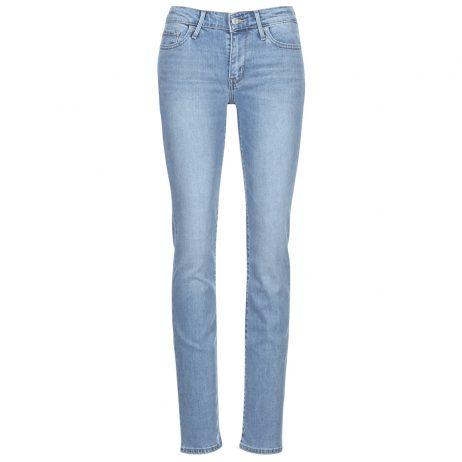 Jeans donna Levis  714 STRAIGHT  Blu Levis 5400537589842