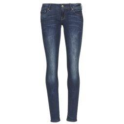 Jeans skynny donna G-Star Raw  3301 LOW SKINNY  Blu G-Star Raw 8718601921229