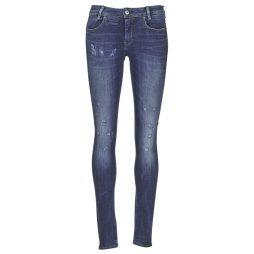 Jeans skynny donna G-Star Raw  D-STAQ 5 PKT MID SKINNY  Blu G-Star Raw 8719368033934