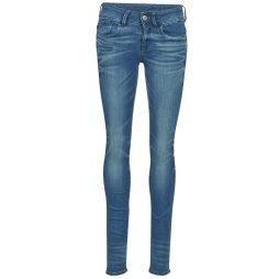 Jeans skynny donna G-Star Raw  LYNN MID SKINNY  Blu G-Star Raw 8718601657821
