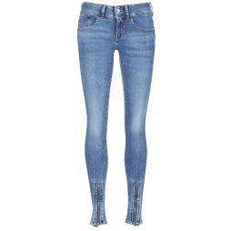 Jeans skynny donna G-Star Raw  LYNN MID SKINNY ZIP  Blu G-Star Raw 8719366700739