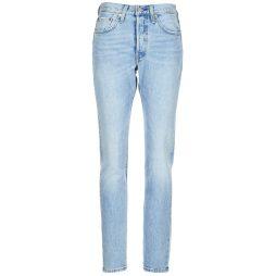 Jeans skynny donna Levis  501®  SKINNY  Blu Levis 5400537592545
