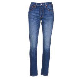 Jeans skynny donna Levis  501 SKINNY  Blu Levis 5400537013019