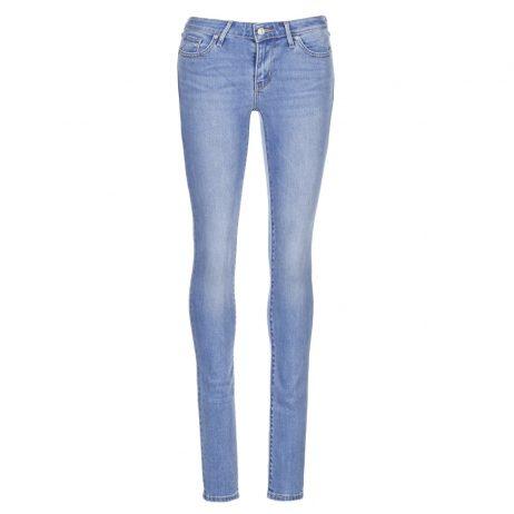 Jeans skynny donna Levis  711 SKINNY  Blu Levis 5400537582898