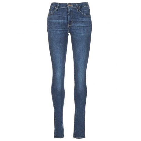 Jeans skynny donna Levis  721 HIGH RISE SKINNY  Blu Levis 5400537587473