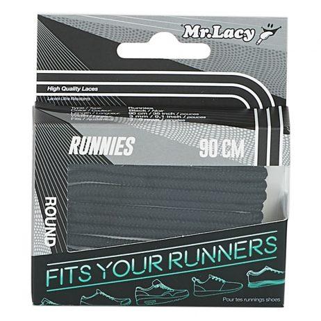 Lacci donna Mr Lacy  Runnies Round  90 cm Mr Lacy 8718719891186