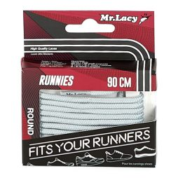 Lacci donna Mr Lacy  Runnies Round  90 cm Mr Lacy 8718719891209