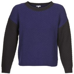 Maglione donna Manoush  POINT DE RIZ  Blu Manoush 3700374236872