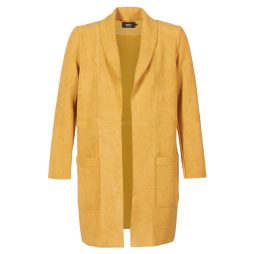 Mantella donna Only  JOSEPHINE  Giallo Only 5713740378838