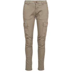Pantalone Cargo donna Fornarina  LUC  Beige Fornarina 8055527451776
