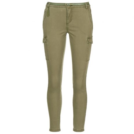 Pantalone Cargo donna Only  COLE  Verde Only 5713733861644