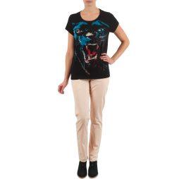 Pantalone Chino donna Eleven Paris  PANDORE WOMEN  Rosa Eleven Paris 3607891081049
