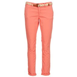 Pantalone Chino donna Franklin   Marshall  MONITA  Rosa Franklin   Marshall 8059960043291