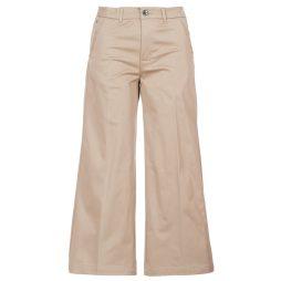 Pantalone Chino donna G-Star Raw  BRONSON HIGH LOOSE CHINO 7/8 WMN  Beige G-Star Raw 8719368766634